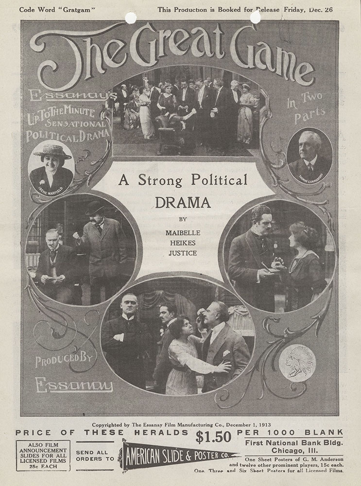 Herald advertisements for