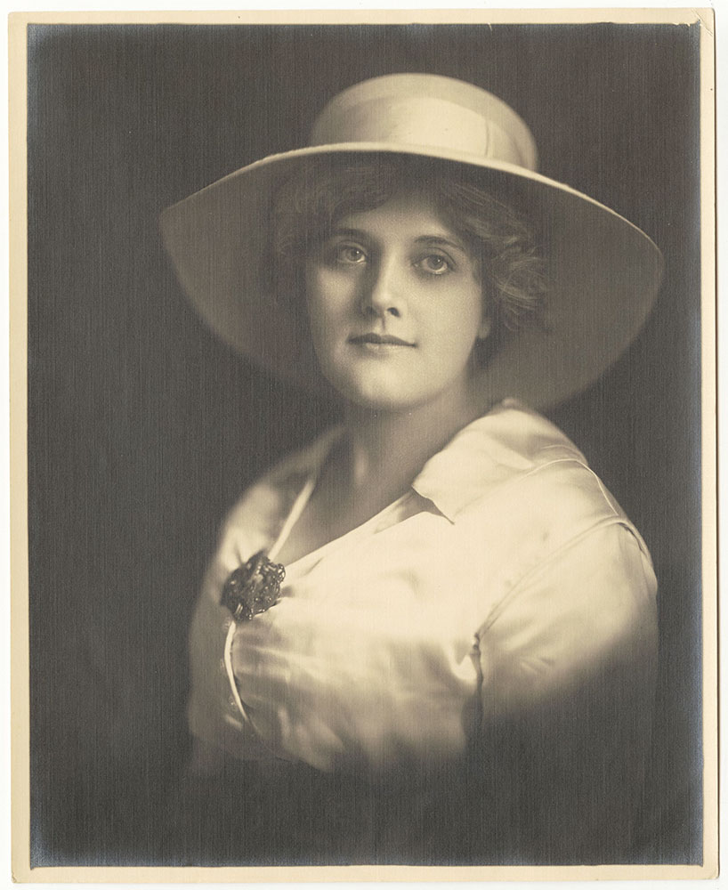 Photograph of Ormi Hawley