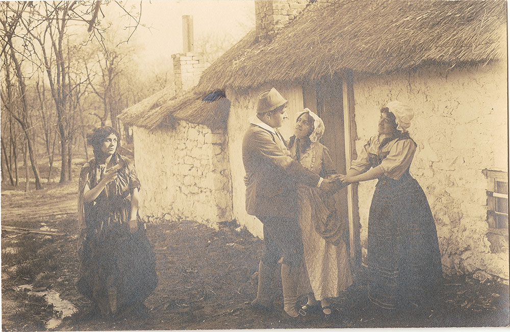 Photograph from Unknown Lubin Film
