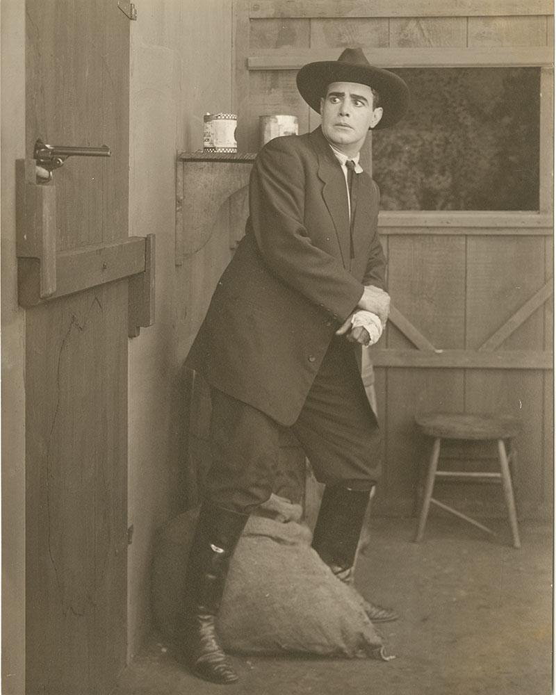 Photograph of Edgar Jones