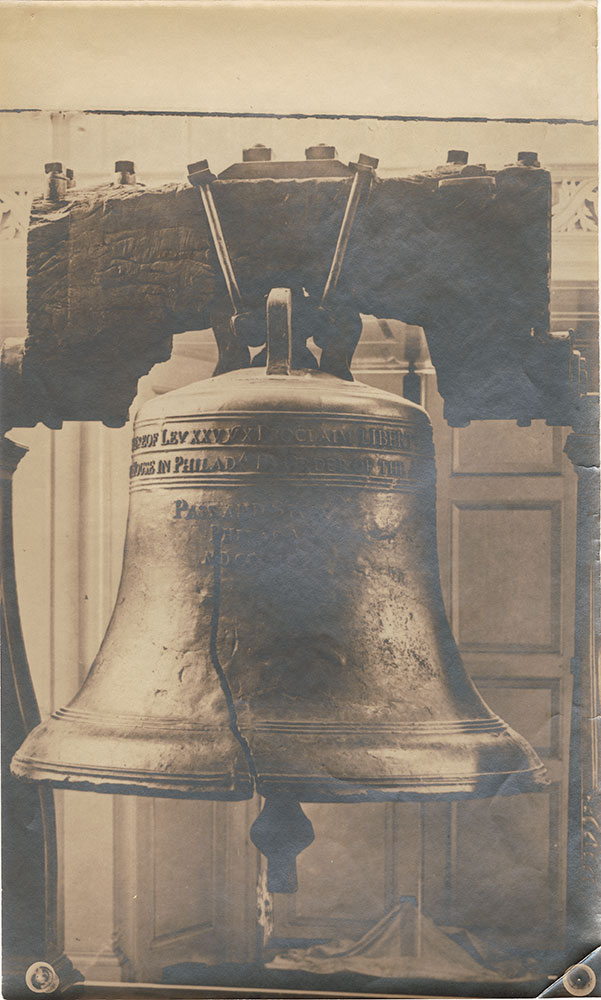 Photograph of Liberty Bell