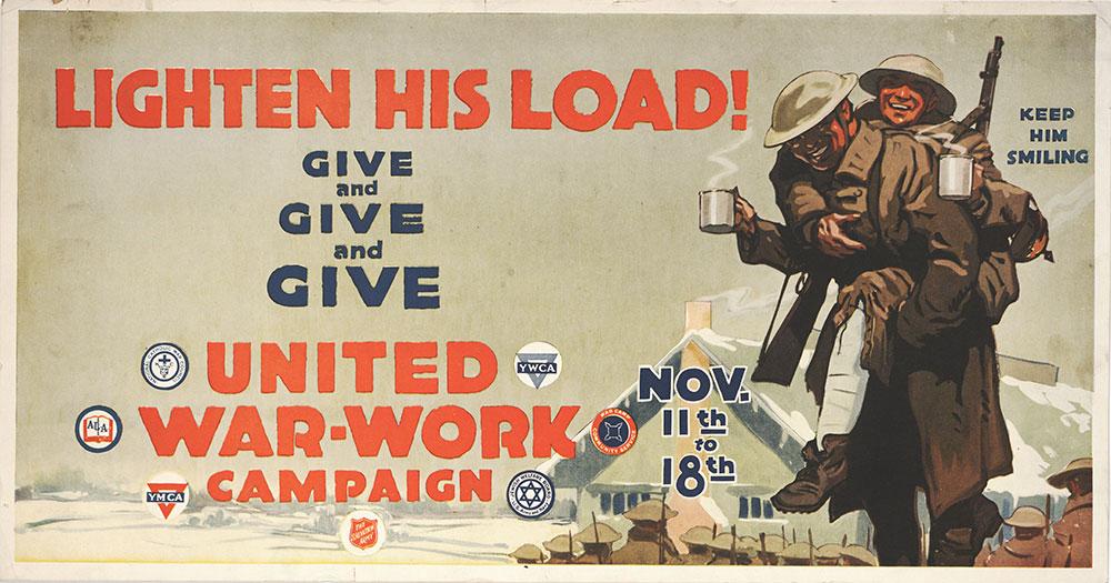 Lighten His Load!