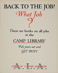 Back to the job!: What job?